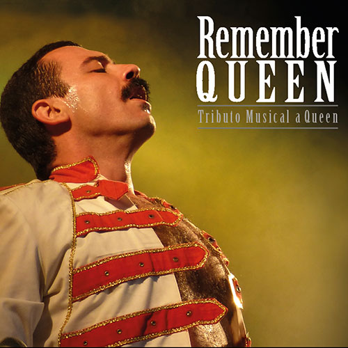 Remember Queen, 25Th Freddie Mercury Memory Tour