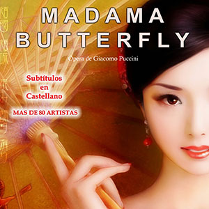 Madama Butterfly de G. Puccini
