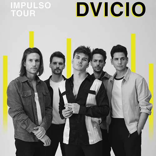 DVICIO - Impulso Tour