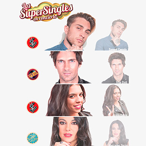 Supersingles. Tu vida en canciones