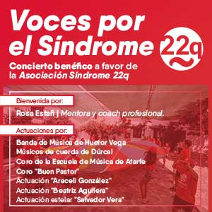 Voces por el síndrome 22Q