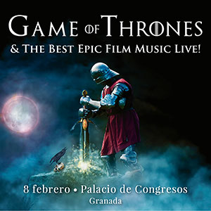 Game of Thrones & The best epic film music live!