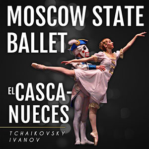 El Cascanueces - Moscow State Ballet