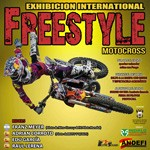Exhibición Internacional Freestyle Motocross